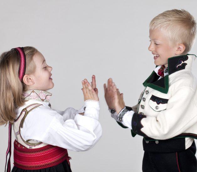 Almankås Beltestakk og Øst-Telemark guttebunad