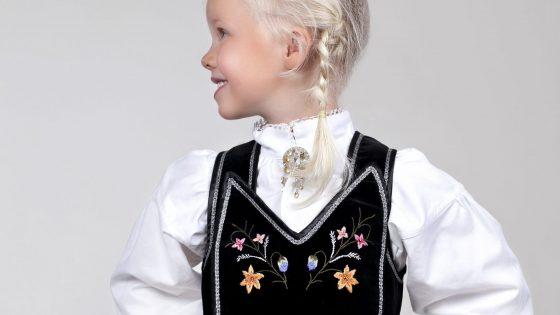 Almankås Fløyelsliv barn