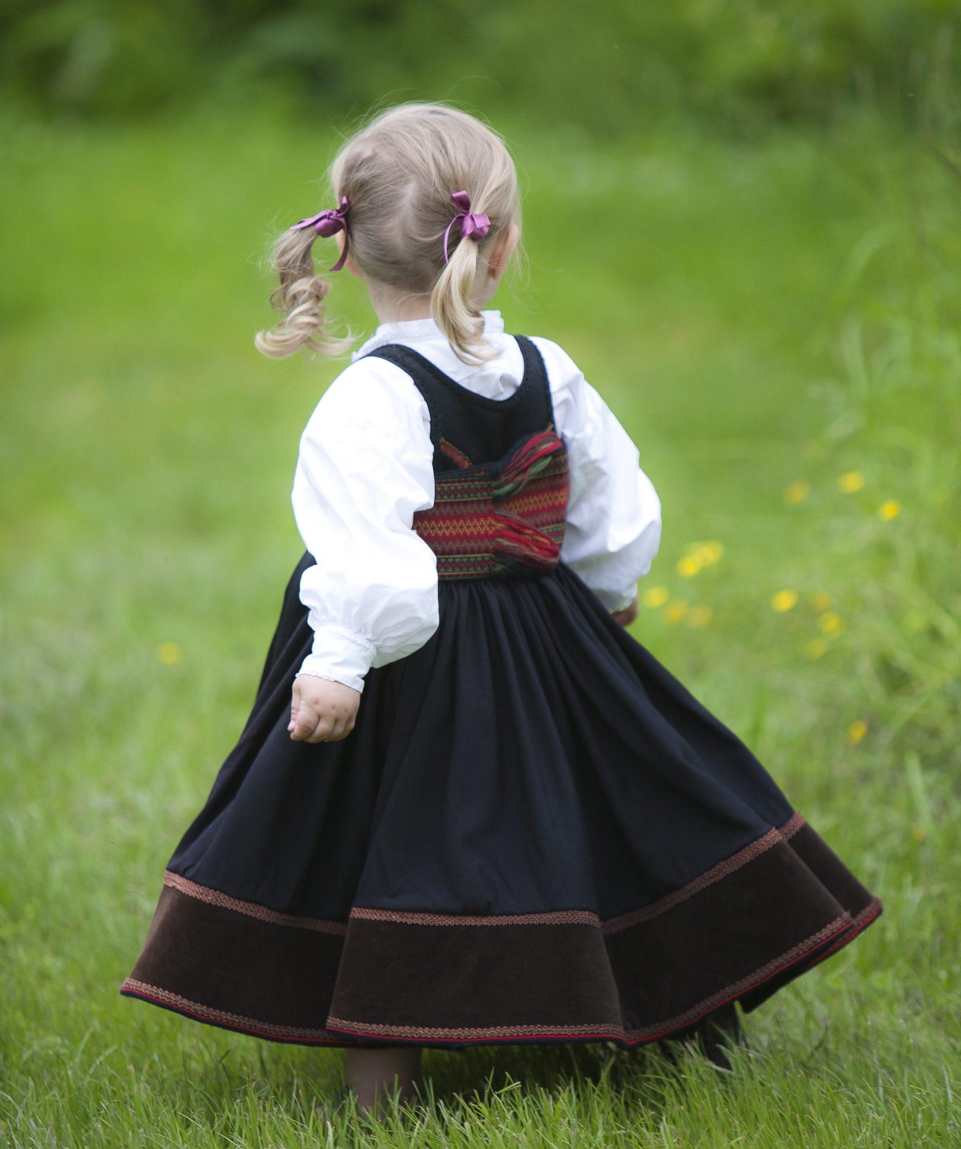 Almankas-beltestakk barn
