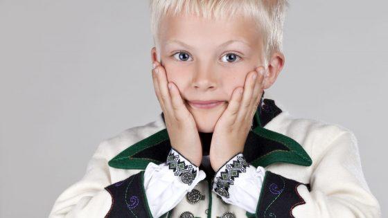 Almankås Øst-Telemark guttebunad