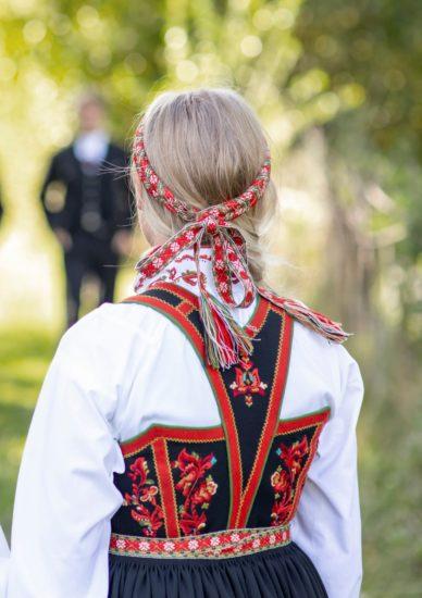 Den spesielle ryggen på Vest-Telemarksbunader